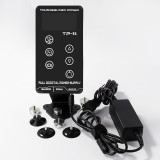 One Pro Upgrade Touch Screen TP-5 Intelligent Digital LCD Tattoo Machine Power Equipment Supply