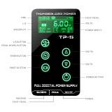 One Pro Upgrade Touch Screen TP-5 Intelligent Digital LCD Tattoo Machine Power Equipment Supply