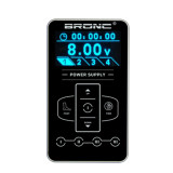 New 3A Touch Screen Intelligent Digital LCD Makeup Dual Tattoo Power Supply