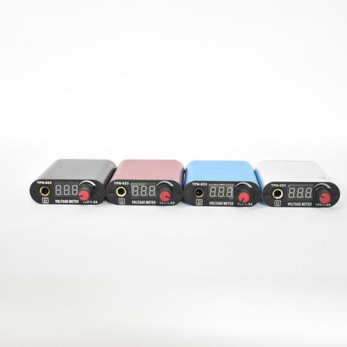 One Super Mini Light LED Display One Socket Tattoo Machine Gun Power Supply