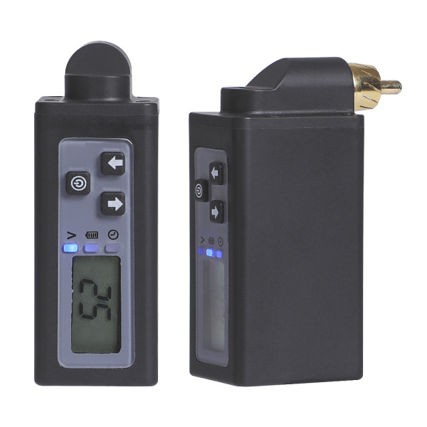New Arrival Mini 2000mah Wireless RCA/DC Connector Battery With LCD Screen For Tattoo Rotary Pen Machine Supply