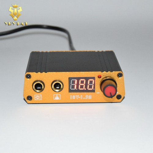 One Economic Digital LCD Tattoo Machine Power Supply
