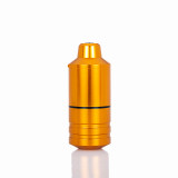 One New Mini Permanent Makeup Eyebrow Rotary Cartridge Tattoo Machine Short Pen Supply