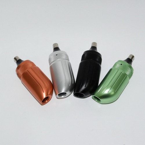One Direct Drive 3.5mm Stroke Rotary Cartridge Tattoo Machine Pen With Free RCA Cord Supply