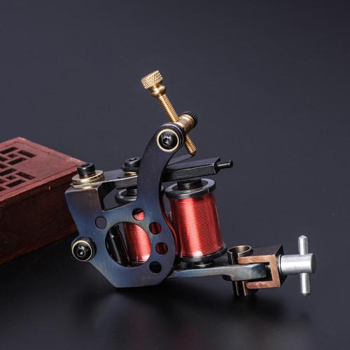 One Top Iron Tattoo Machine Guns For Kit Power Set Supply