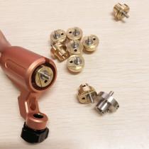 One Brass Cam Wheel Bearing Tattoo Machine Part Accessories Eccentric wheel Supply