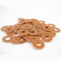 200PCS Phenolic Tattoo Machine Coil Core Washers For Permanent Tattoo Machine Coils Spare Parts Supply