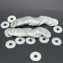 100PCS Flat Washers For Tattoo Machine Spare Part Kit Set Supply