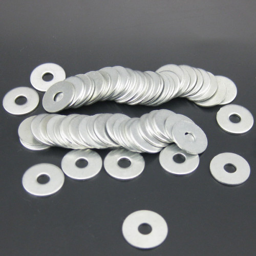 100PCS Flat Washers For Tattoo Machine Spare Part Kit Set Supply
