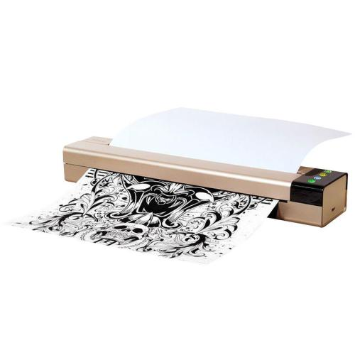 One Mini Thermal Stencil Tattoo Copier Printer With USB Connector For Transfer Paper Tattoo Equipment Supply