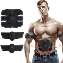 Explosion abdominal muscle fitness training home lazy micro current patch six abdominal muscle fitness instrument