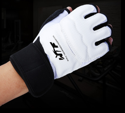 Taekwondo gloves, Sanda fighting gear for adults and children, Boxing gloves for punching bag