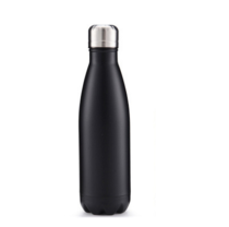 Water Bottles | Leak-Proof, No Sweating | BPA-Free Stainless Steel | Reusable Water Bottle | Double Walled Vacuum Insulated | Keeps Cold for 24+ Hrs, Hot for 12 Hrs