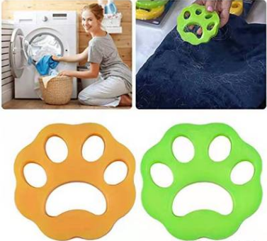 New-style washer dryer pet hair remover sticky hair clothing