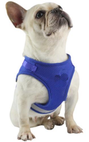 Pet chest strap reflective dog leash small dog vest-style pet leash