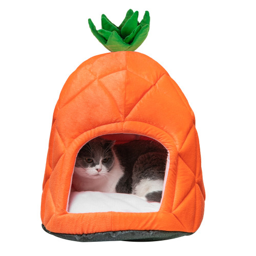 Pet House Pineapple Cave Sleep Bed Cat Dog Tent
