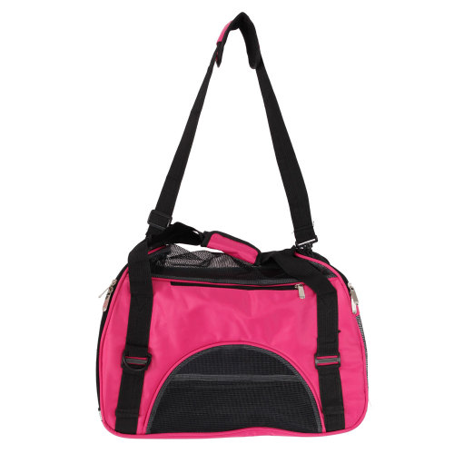 Hollow-out Portable Breathable Waterproof Pet Handbag