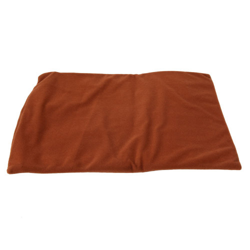 Safe Heated Warmer Bed Pad for  Dog Cat/Reptile Pet Brown