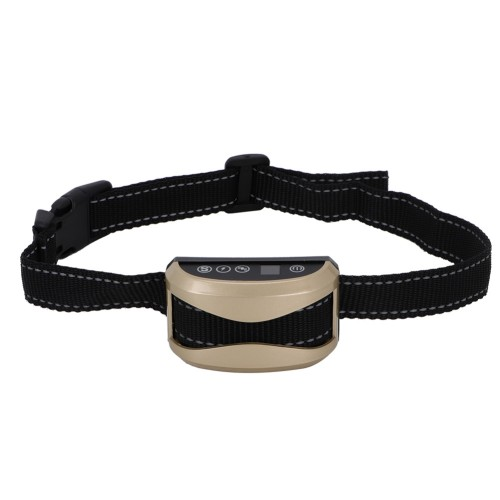 Barking Control Device Rechargeable Anti-Barking Collar Barking Detection