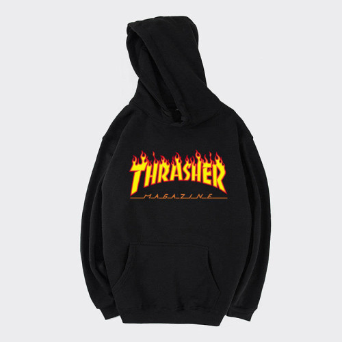 Trasher  Print Adults Youth Unisex Hoodie Pullover Sweatshirt
