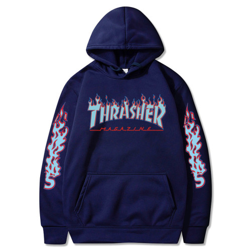 Trasher Fashion Adults Youth Unisex Hoodie Pullover Sweatshirt