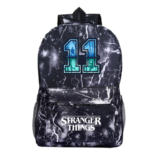 Stranger Things Trendy Casual Cross Shoulder Bag School Book Bag