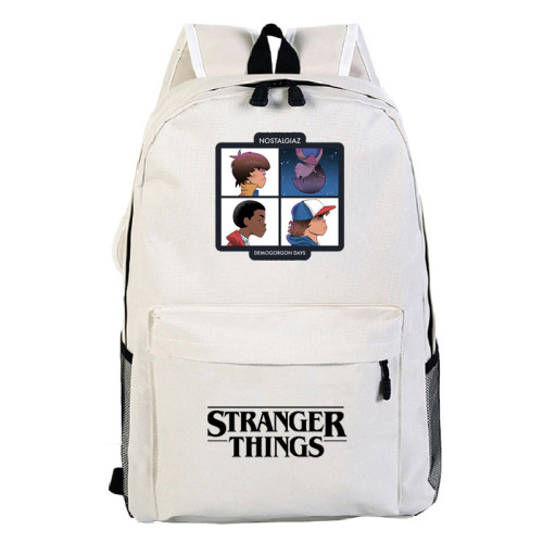 Stranger Things Popular Backpack Computer Backpack Travel Bag Students School Bag