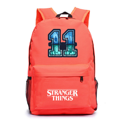 Stranger Things Fashion Cross Shoulder Bag School Book Bag Youth Adults Day Bag