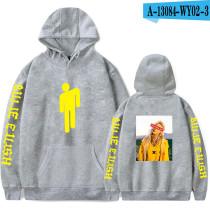 Adults Billie Eilish Hoodie Unisex Pullover Sweatshirt
