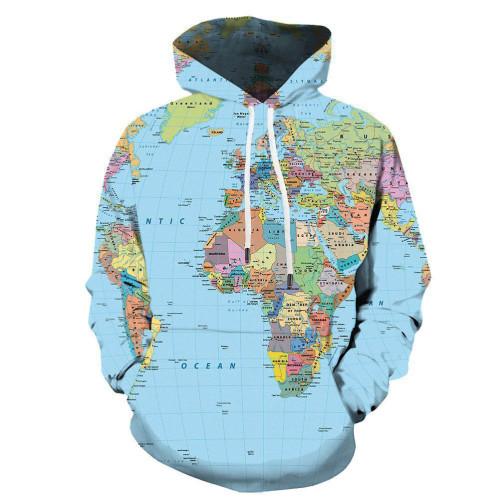 Billie Eilish  Printed Hoodie Unisex Pullover Sweatshirt