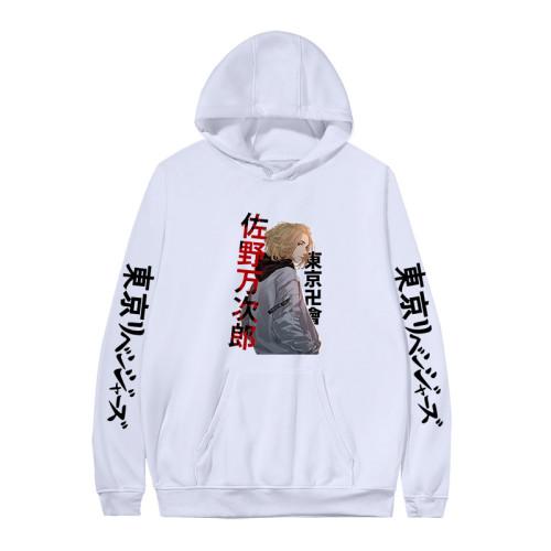 Anime Tokyo Revengers Comfort Hoodie Unisex Youth Pullover Sweatshirt Long Sleeve