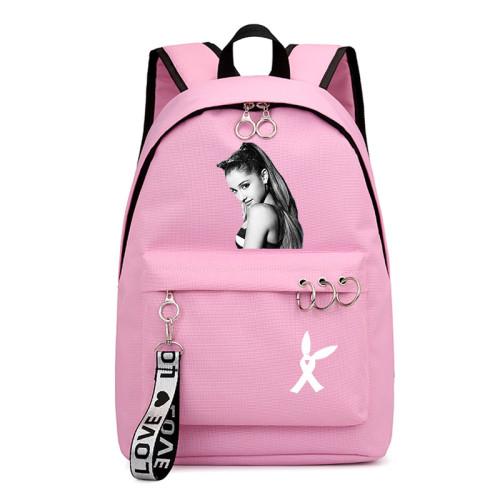 Ariana Grande Fashion Cross Shoulder Bag Casual School Book Bag