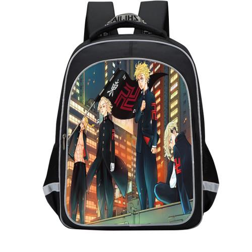 Anime Tokyo Revengers Backpack Youth Girls Boys Schook Backpack Bookbag Travel Backpack
