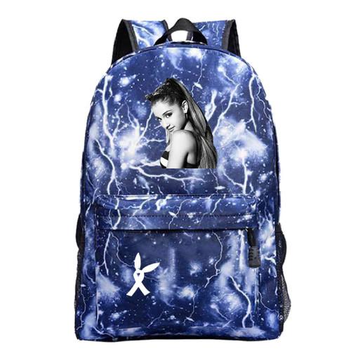 Ariana Grande Trendy Casual Cross Shoulder Bag School Book Bag