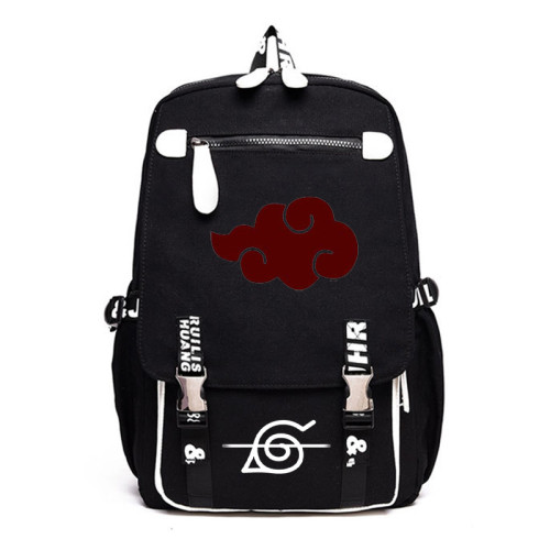 Anime Naruto Backpack Big Capacity Rucksack Students Backpack Shcool Backpack Computer Backpack