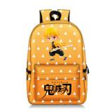 Demon Slayer Youth Girls Boys School Backpack Comfort Students Bookbag Travel Backpack