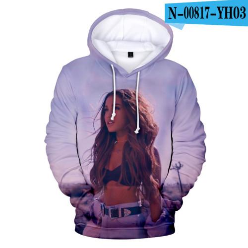 Ariana Grande Fashion Winter Hoodie Sweatshirt Unisex Hoodie