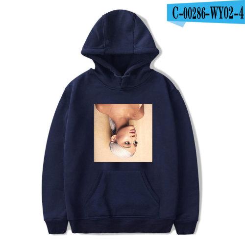 Ariana Grande Autumn and Winter Hoodie Sweatshirt Unisex Hoodie