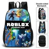 Roblox Kids Youth Big Capacity Backpack Lightweight Shcool Bookbag For Gilrs Boys