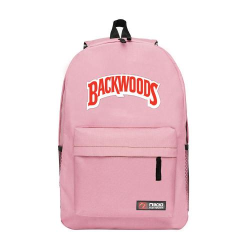 Backwoods Fashion Backpack Students School Bag Big Capacity Rucksack Travel Bag