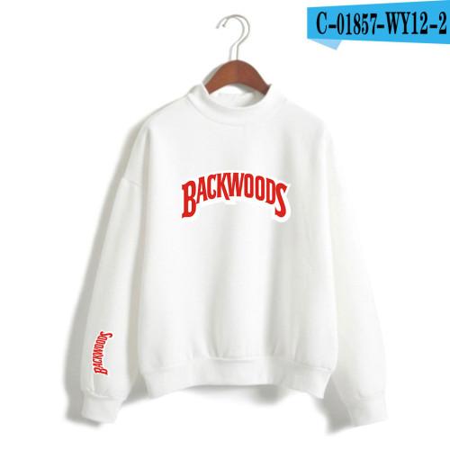 Backwoods Printed High Neck And Round Neck Unisex Sweatshirt