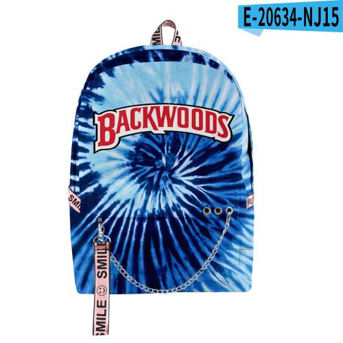 Backwoods Trendy Backpack Unisex Backpack Day Bag