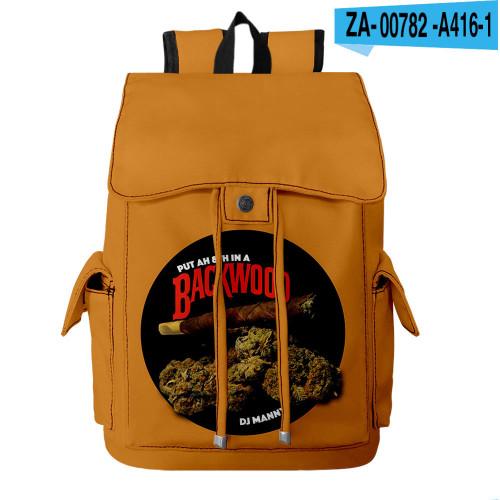 Backwoods Popular Students Backpack Book Bag Travel Bag
