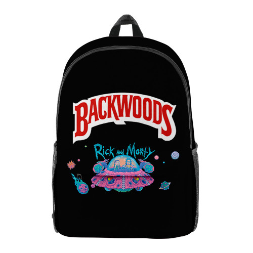 Backwoods Fashion Casual Book Bag Youth Adults Day Bag