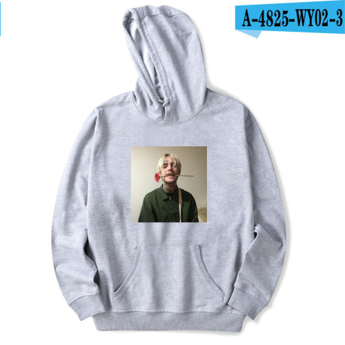 Lil Peep Casual Hoodie Youth Adults Hooded Pullover Long Sleeve Sweatshirt Fall Winter Outfit
