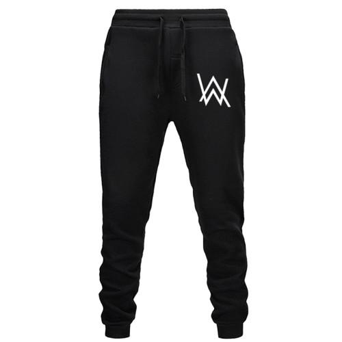 Alan Walker Sweatpants Casual Jogger Pants Running Pants