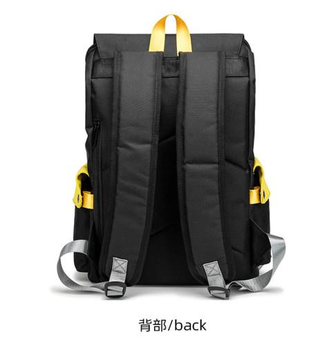 Danganronpa Students Backpack With USB Charging Port Big Capacity Rucksack Travek Backpack School Backpack