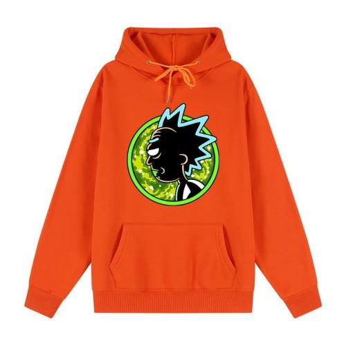 Rick and Morty Popular Hoodie Unisex Hooded Fleece Sweatshirt Pullover Casual Tops
