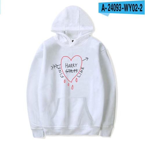 Harry Styles Fine Lin Hoodie Unisex Fleece Sweatshirt Fall Winter Cozy Tops