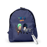 Anime One Piece Backpack Girls Boys Daily Backpack Schcool Backpacks